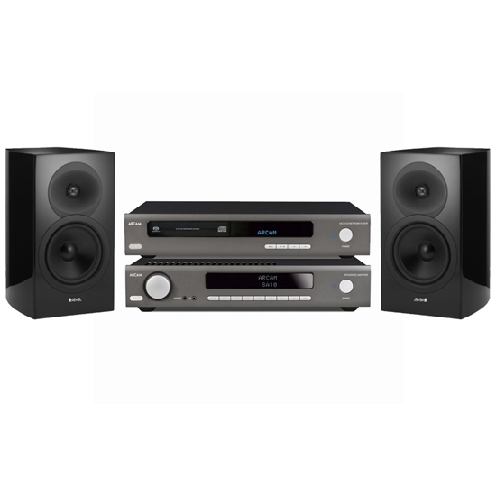 Picture of Arcam SA10, CDS50 and Revel M16 Bundle