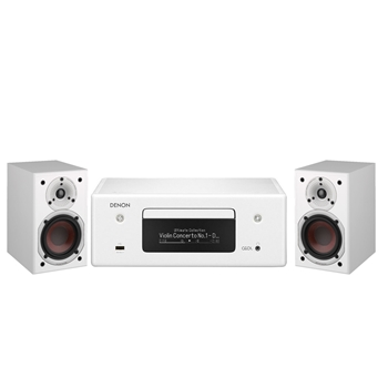 Picture of Denon RCD-N10 Ceol and Dali Spektor 1 bundle