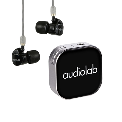Picture of Audiolab M-EAR 2D and M-DAC Nano bundle